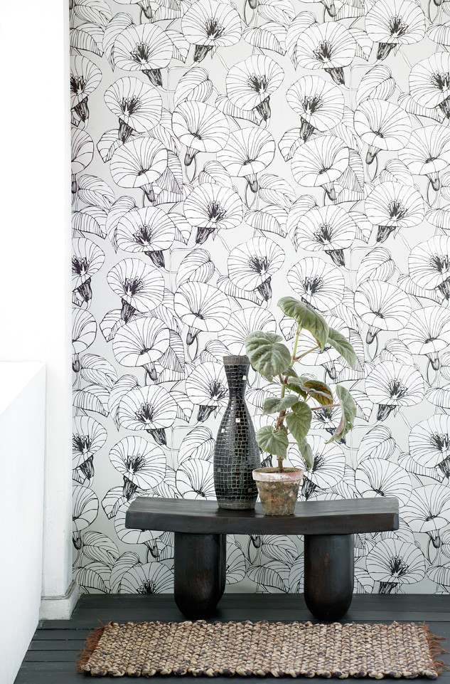 tapete bindweed ferm living 7 9 13 macht bunt. Black Bedroom Furniture Sets. Home Design Ideas