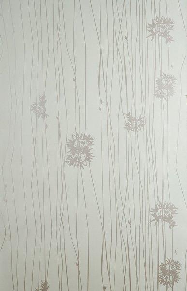 Ferm Living Tapete Meterware : Tapete Forest Flower – ferm LIVING – 7-9-13macht bunt
