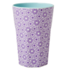 Becher Latte Cup Marakesh Print - rice